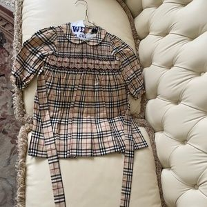 Burberry Dress Authentic!!